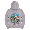 Disney Child Hoodie - Storybook Walt Disney World - Grey