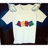 Disney Child Shirt - Four Parks - Icons