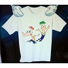 Disney Child Shirt - Phineas & Ferb - Together