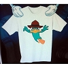 Disney Child Shirt - Phineas & Ferb - Perry the Platypus