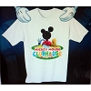 Disney Child Shirt - Mickey Mouse Clubhouse - Logo