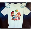 Disney Child Shirt - Jake and the Never Land Pirates - Crew