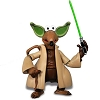 Disney Action Figure - Star Wars Weekends 2012 Rizzo Rat Master Yoda