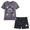 Disney Child Boys Pajamas - Jack Skellington Short Pajama Set