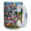 Disney Coffee Cup Mug - Storybook Attractions - Dad