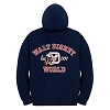 Disney ADULT Hoodie - Mickey Mouse Jacket Est. 1971 - Navy