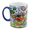 Disney Coffee Cup Mug - Storybook Attractions