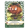 Disney Sorcerers of Magic Kingdom Cards - Pumbaa