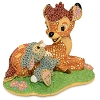 Disney Arribas Figure - Bambi and Thumper Figurine