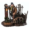 Disney Classics Collection - Haunted Mansion Caretaker and Dog