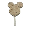 Disney Minnie's Bake Shop - Rice Crispy Mickey Treat on a Stick