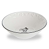 Disney Bowl - Gourmet Mickey Mouse Icon - White with Black