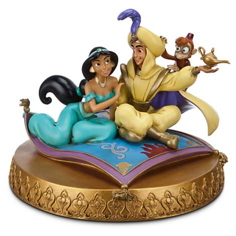 Your Wdw Store Disney Medium Figure Statue Aladdin And