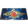 Disney License Plate - Disney Dream Inaugural Voyages Captain Mickey