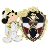 Disney Cruise Line Pin - Captain Mickey with Coat of Arms