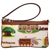Disney Dooney & Bourke Bag - WDW Retro - Wristlet Bag