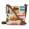Disney Dooney & Bourke Bag - WDW Retro - Letter Carrier