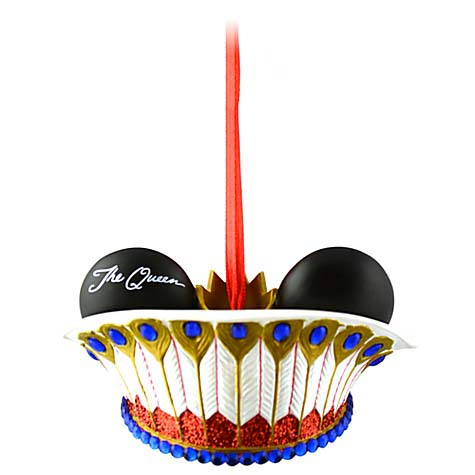 Disney Ears Ornament - Evil Queen - Limited EditionDisney Evil Queen Ears