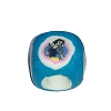 Disney Bead for Bracelet - Snow White - Blue Bead