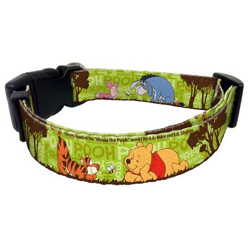 Disney Designer Pet Collar - Tigger Stripes