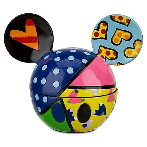 Britto Disney Mickey Disney Britto Figurine