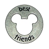 Disney World Pocket Token Coin - Piece of Magic - Best Friends