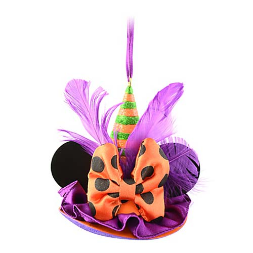 Your WDW Store - Disney Ears Ornament - Minnie Mouse