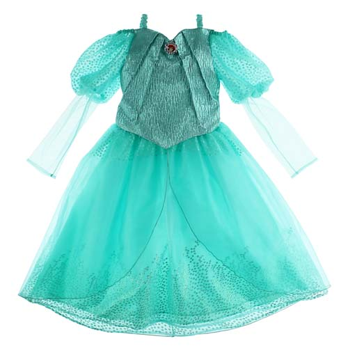 Your Wdw Store Disney Girls Costume The Little Mermaid