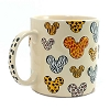 Disney Coffee Cup Mug - Animal Print Mickey Icons