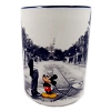 Disney Coffee Cup Mug - Mickey and Walt on Main Street