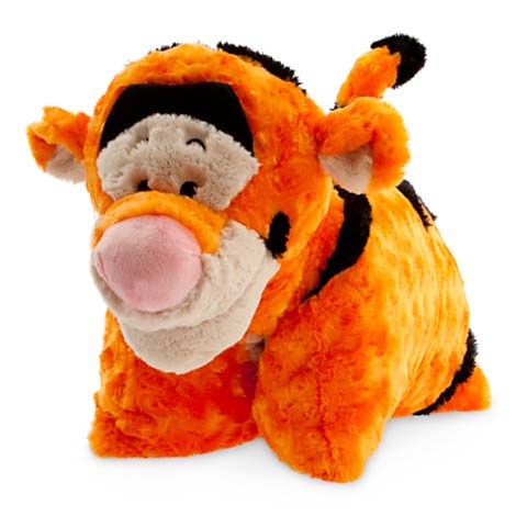 Disney Animal Pillow Pets : Your WDW Store - Disney Pillow Pet - Tigger Reverse Pillow Plush 20