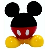 Disney Mini Speaker - Mickey Mouse Body Parts - Rechargeable