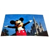 Disney Postcard - Magic Kingdom Park Cinderella Castle Mickey Mouse