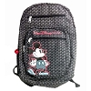 Disney Backpack Bag - Classic Mickey Mouse - Black & Grey