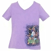 Disney Girl's Shirt - 2012 Halloween - Minnie Mouse Wicked Cute