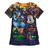 Disney Girl's Shirt - 2012 Halloween Time Logo - Minnie Mouse