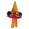 Disney Halloween Hat - Minnie Witch with Ears and Stripes
