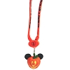 Disney Holiday Necklace - Light-Up Mickey Mouse Halloween Pumpkin