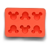 Disney Mickey Mouse Baking Mold - Silicone Muffin Mold