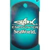 SeaWorld Engraved ID Tag - Shark Encounter - SeaWorld