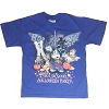 Disney Child Shirt - 2012 Purple Mickey's Not So Scary Halloween Party