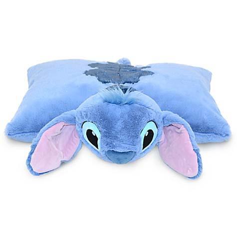Disney Animal Pillows : Your WDW Store - Disney Pillow Pet - Stitch Reverse Pillow Plush 20