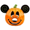 Disney Votive Candle Holder - Decorative Pumpkin Mickey Mouse