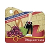 Disney Collectible Gift Card - Food And Wine Festival - 2012