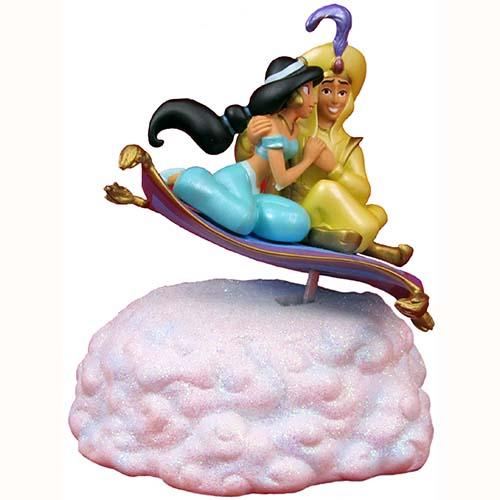 Disney Music Box Aladdin Amp Jasmine Music Box