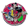 Disney Kitchen Magnet - 2012 Logo - Mickey and Friends - Spinner