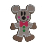 Disney Antenna Topper - Mickey Gingerbread Man