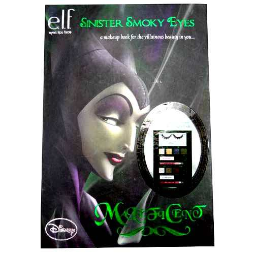Maleficent makeup kit