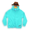 Disney ADULT Hoodie - Halloween Costume Phineas and Ferb Agent P