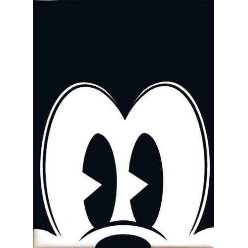 Disney Magnet Mickey Pie Eyed Kitchen Magnet